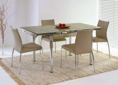 Стеклянный стол Elton