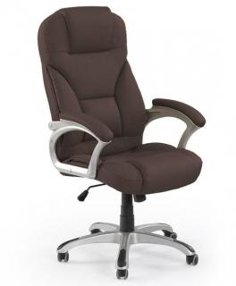 Кресло Desmond темно-коричневый Halmar