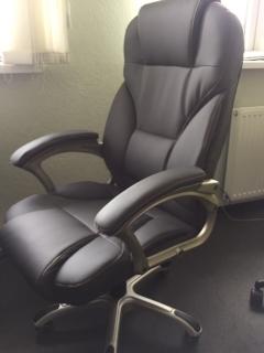 Кресло Desmond серый Halmar