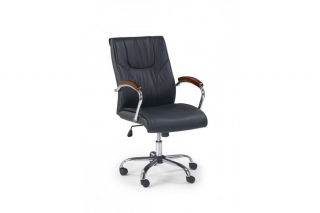 Кресло Larry бежевый,чёрный
