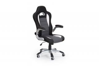 Кресло Lotus серый