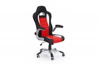 Кресло Lotus красный
