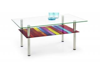 Журнальный столик Cleopatra разноцветный