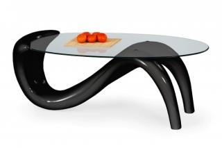Журнальный столик Cortina чёрный