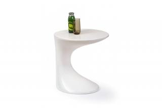 Журнальный столик Delta белый