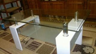 Журнальный столик Diana белый