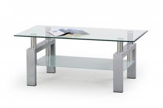 Журнальный столик Diana алюминий