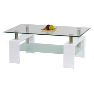 Журнальный столик Diana H белый