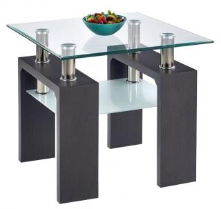 Журнальный столик Diana H kwadrat венге