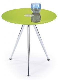 Стол журнальный Siena зеленый Halmar