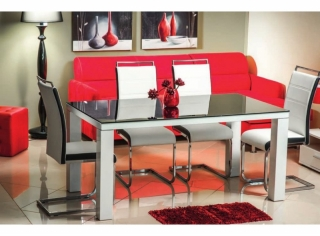 Стол лакированный Dionizos A (160х90 см) фабрика Signal