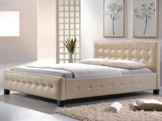 Кровать Signal Barcelona 160X200 кремовый