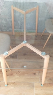 Стол ULSTER прямоугольный