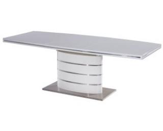 Стол раскладной Signal Fano 120(180)X80 Белый
