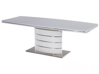 Стол раскладной Signal Fano 180(240)х100 Белый