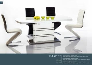 Стул H669 серо-белый цвет фабрика Signal