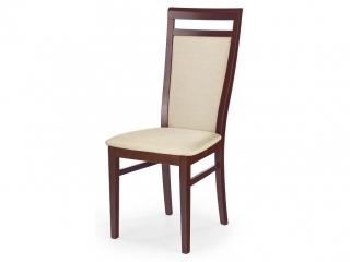 DAMIAN стул HALMAR черешня античная - MESH 1;