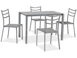 KENDO стол SIGNAL комплект 1+4