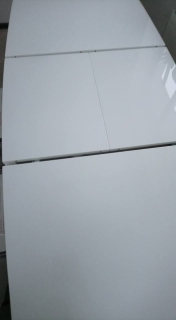 Стол раскладной Signal Fano 140(200)X90 Белый