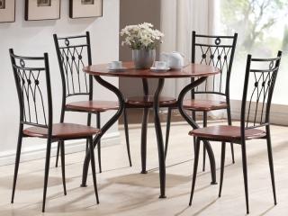 Комплект Ambrozja I стол + 4 стула