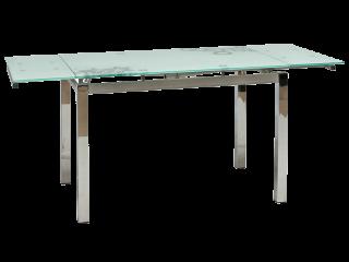 Раскладной стол Signal GD-017 белый