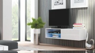 LIVO RTV-120W тумба ТВ HALMAR