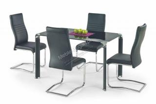 Стеклянный стол Jim