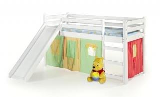 Детская кровать Halmar NEO PLUS белый