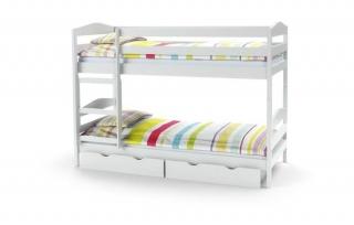 Новинка!Детская кровать Halmar SAM белый