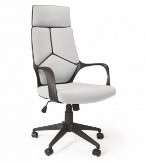 VOYAGER красное  кресло HALMAR