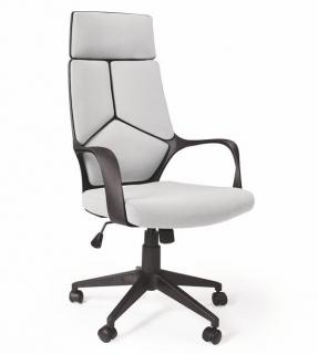VOYAGER серое кресло HALMAR