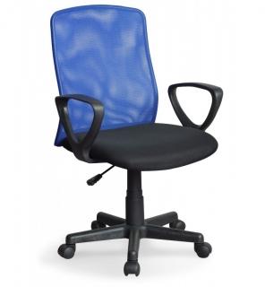 ALEX Кресло Halmar синий цвет