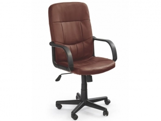 DENZEL кресло HALMAR коричневый цвет
