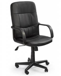 DENZEL кресло HALMAR черный цвет