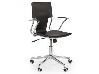 DERBY кресло HALMAR черный цвет