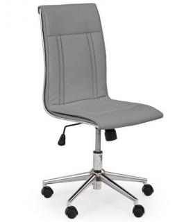 PORTO кресло HALMAR черный цвет