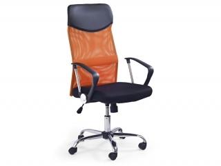 VIRE кресло HALMAR  оранжевый цвет