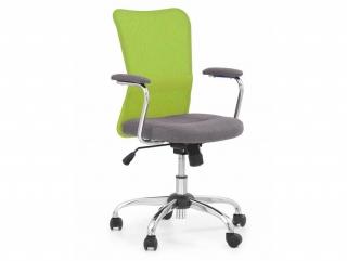 Кресло детское ANDY HALMAR Зеленый