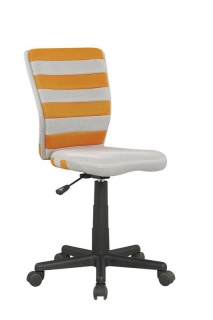 Детское кресло FUEGO HALMAR Серо-оранжевый
