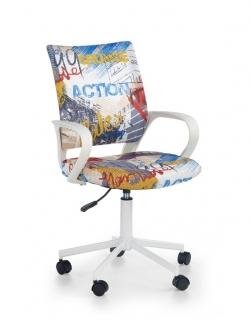 Кресло детское IBIS freestyle HALMAR Разноцветное