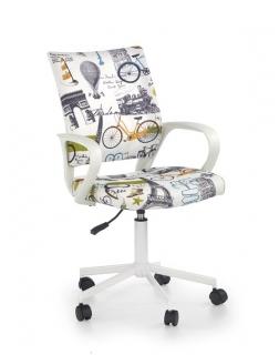 Кресло детское IBIS Paris HALMAR Разноцветное