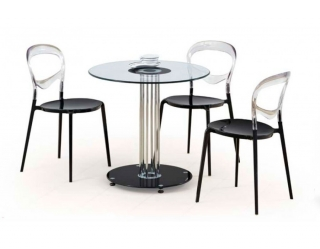 Стеклянный стол Orlando