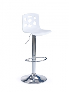 Барный стул H-48 белый