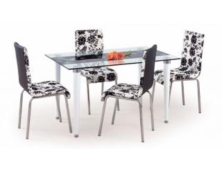 Стеклянный стол Salwador