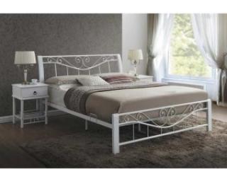 Кровать Parma 160х200 фабрика Signal цвет белый
