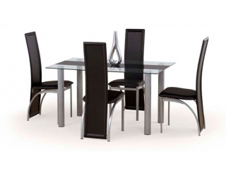 Стеклянный стол Talon