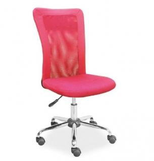 Кресло  Q-122 фабрика Signal цвет розовый