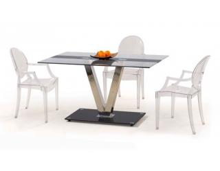 Стеклянный стол Velvet