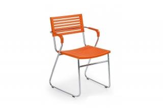 Стул K156 оранжевый
