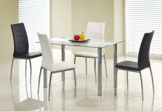 Стеклянный стол Curtis